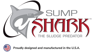 Sump Shark SE10 - Liquid Filtration - Sump Shark by Cecor