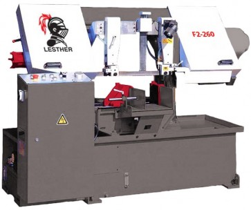 Lesther - Column Type Semi-Auto Bandsaws