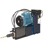 Electro hydraulic drilling unit BE 55 - NEW