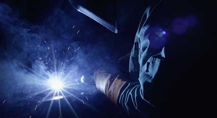 Welding Machine Operator