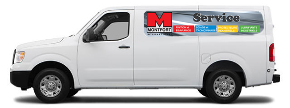 Mecapro mobile team truck