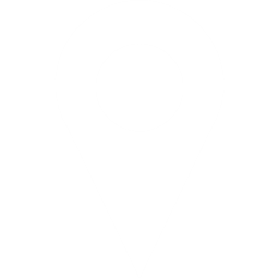 Address icon for footer